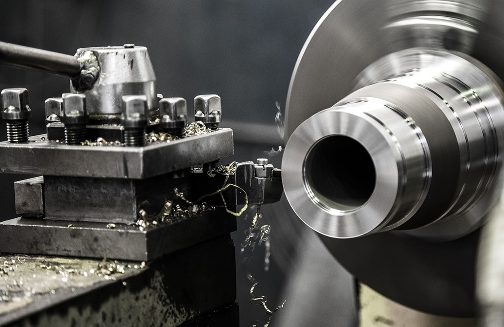 Tournage - Travail du métal