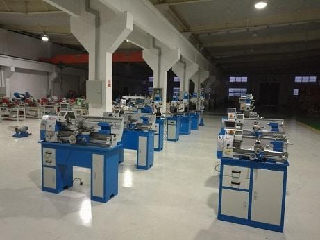 Weiss Machines usine de Nanjing