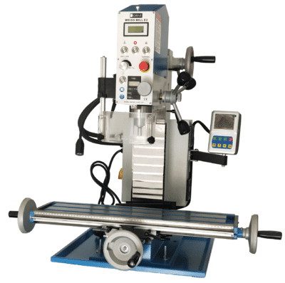E2 D-Drive Benchtop Drilling and Milling Machine