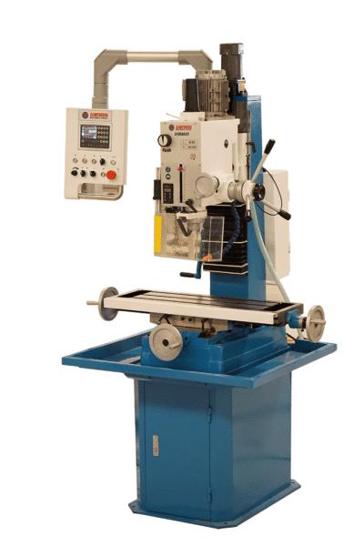 WBM45 Pedestal brushless drilling and milling machine